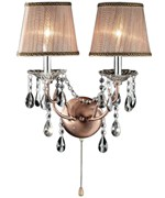 Rosie Crystal Wall Sconces