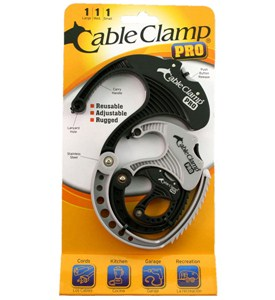 Multipurpose Cable Clamps (Set of 3) Image