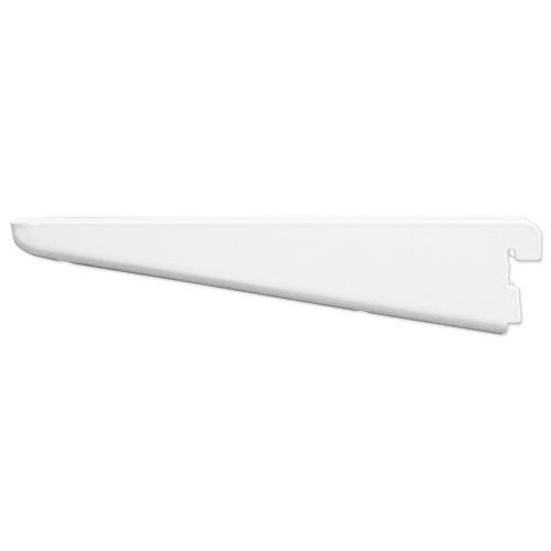 8 5 inch solid wood shelf bracket white in freedomrail. Black Bedroom Furniture Sets. Home Design Ideas