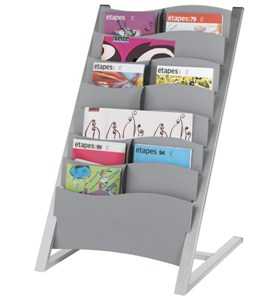 Multi-Sizes Magazine Rack Image