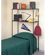 InterMetro Over Bed Storage Shelf