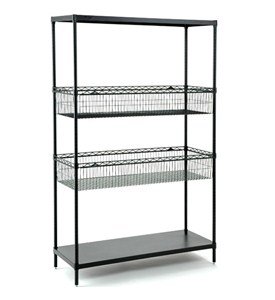 InterMetro Garage Shelving Unit Image