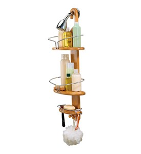 Bamboo Shower Caddy Image
