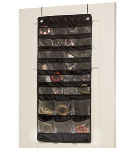 Over the Door Mix and Match Jewelry Organizer Image
