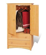 Two Door Armoire