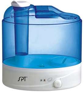 2-Gallon Ultrasonic Humidifier Image