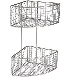 2-Tier Corner Baskets Image