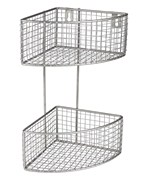2-Tier Corner Baskets