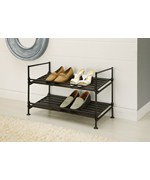 2 Tier Shoe Rack by Neu Home