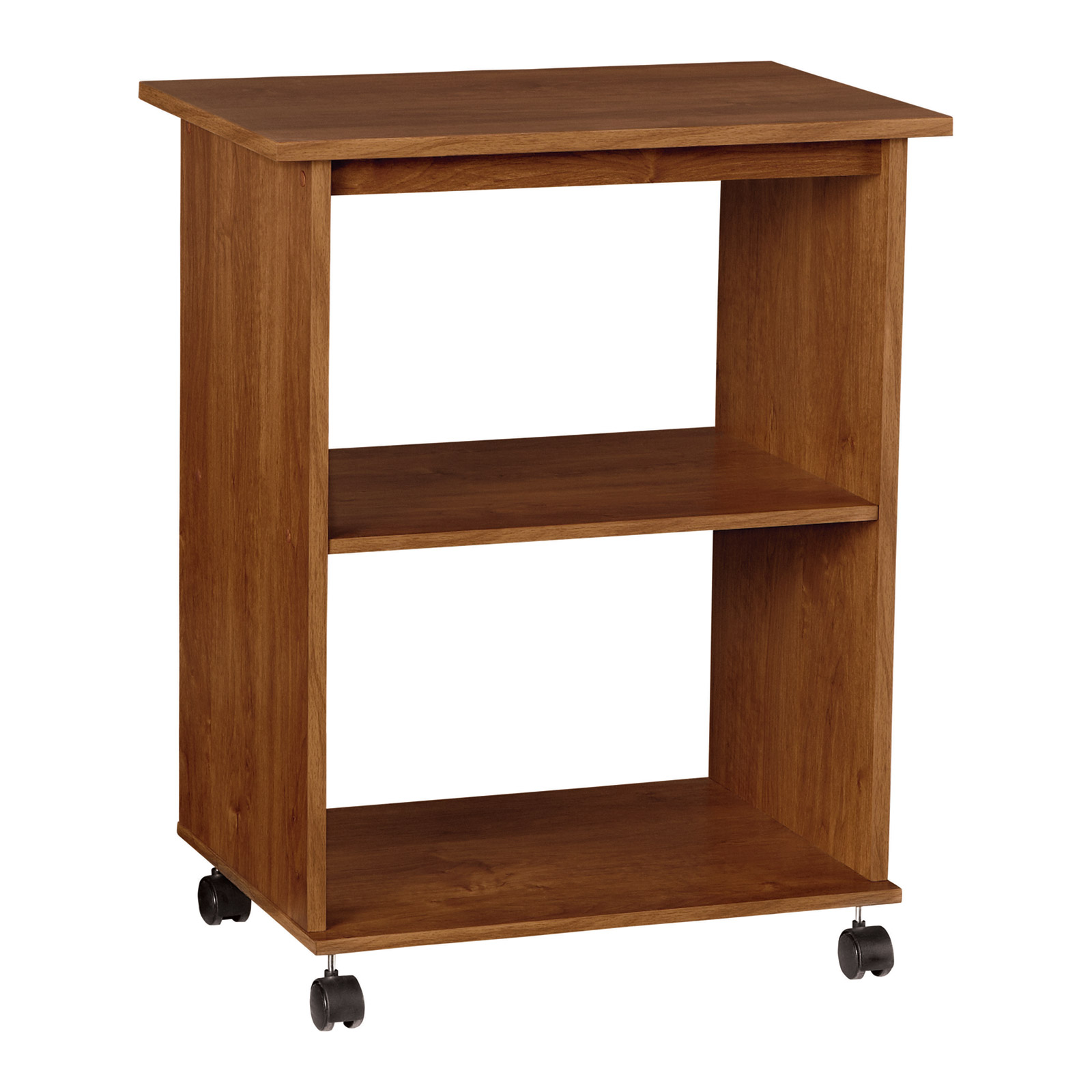 2 Tier Utility Cart By Ameriwood In Printer Stands