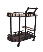 2-Tier Wine Table by O.R.E.