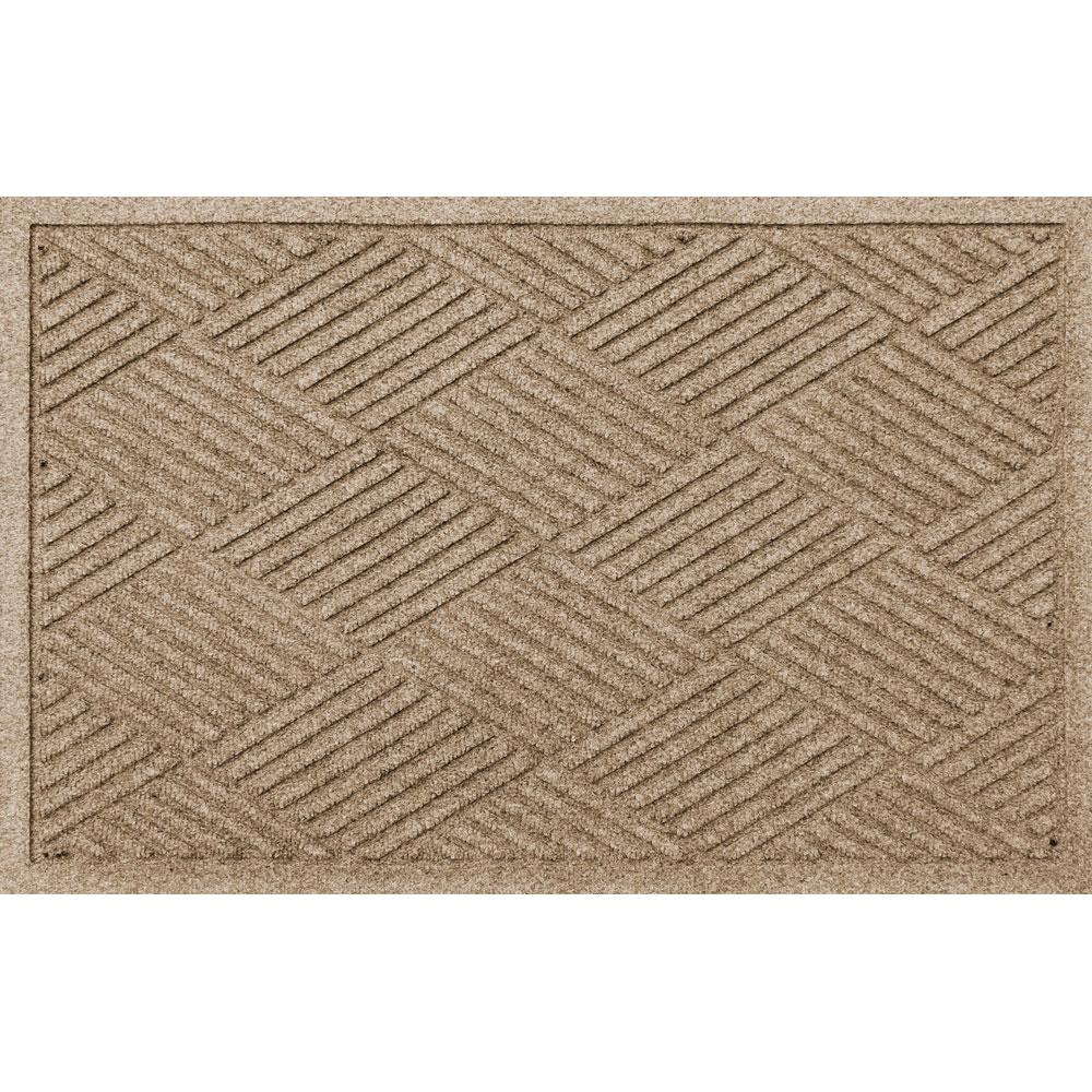 2 X 3 Outdoor Door Mat Diamonds In Doormats