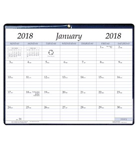 2018 Monthly Magnetic Calendar Image
