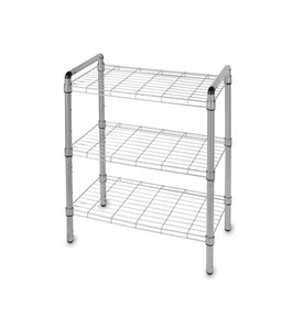 Wire Shelving Unit Image