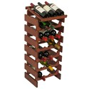 Wine Rack Display - 21 Bottle