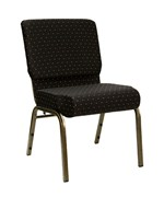 21-Inch Extra Wide Stacking HERCULES Series Church Chair by Flash Furniture