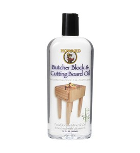Butcher Block and Cutting Board Oil Image
