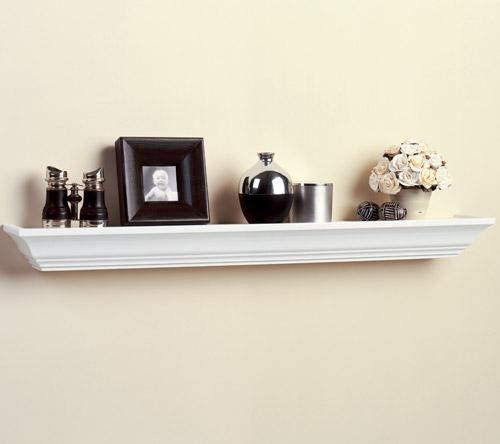 Wood Ledge Shelf 36 Inch Image