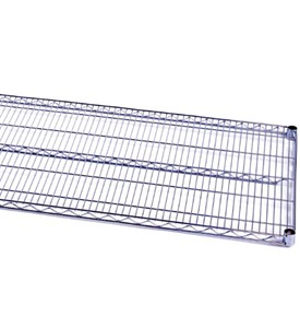 InterMetro 21 Inch Commercial Shelf - Chrome Image