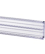 InterMetro 21 Inch Commercial Shelf - Chrome