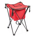 Portable Picnic Cooler - Red