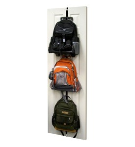 Hanging Backpack Rack Image