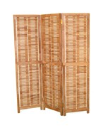 Teak Wood Privacy Screen