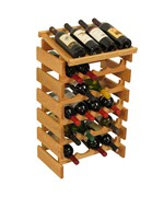 Wine Display Rack - 24 Bottle