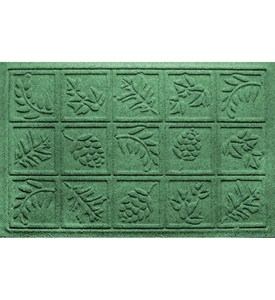 24 x 36 Absorbent Door Mat - Nature Walk Image