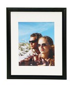 Metz 11 x 14 Wooden Picture Frame - Black