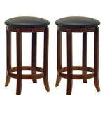 Red Bar Stools With Back And Arms
