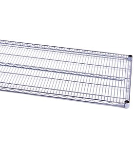 InterMetro 24 Inch Commercial Shelf Image