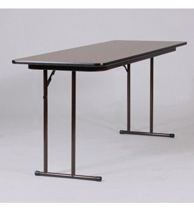 24x96 Offset Leg Seminar Table by Correll Image