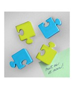 Refrigerator Magnets - Puzzle Pieces