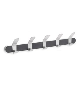 Blomus Stainless Steel Coat Rack - Black Image