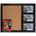 Cork Board and Photo Frame