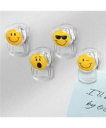 Smiley Face Clips - Magnetic