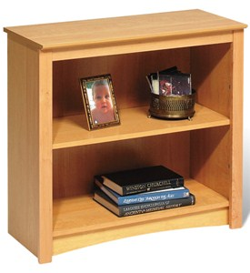 Wooden Bookcase - 29 Inch Image
