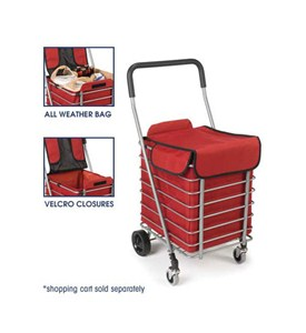 Shopping Cart Insert Bag Image