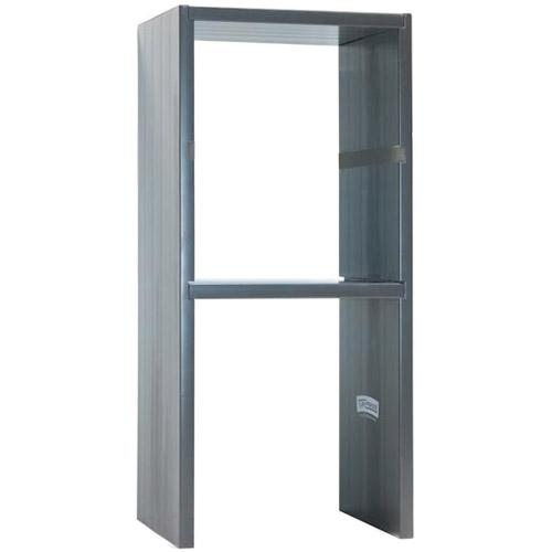 Double Locker Shelf   9 Inch Image