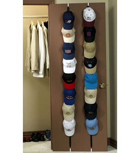 Over the Door Cap Racks (Set of 2) Image