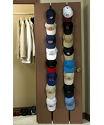 Over the Door Cap Racks