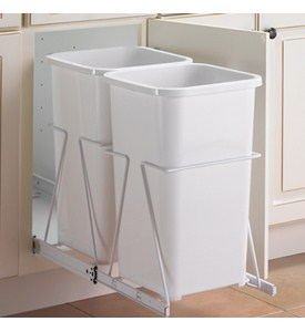 Double Recycle Bins Image