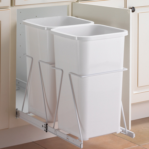 Kitchen Recycle Bin. Deluxe Kitchen Recycling Bin Home Design ...