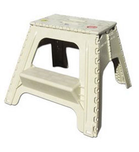 Two-Step E-Z Foldz Folding Step Stool Image  sc 1 st  Organize-It & Two-Step E-Z Foldz Folding Step Stool in Step Stools islam-shia.org