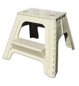 Two Step E Z Foldz Folding Step Stool In Step Stools