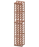 3-Column Wine Rack