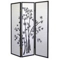 3-Panel Room Divider - Bamboo by O.R.E.