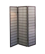 3-Panel Room Divider - Cherry by O.R.E.