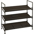 Shoe Rack - 3 Shelf